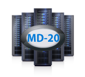 Hosting Multidominio MD-20