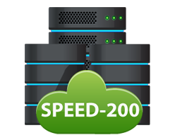 Hosting Semidedicato Speed-200